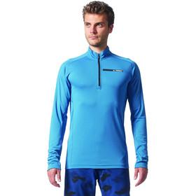 adidas TERREX Tracerocker 1/2 Cremallera Camiseta manga larga Hombre, core blue